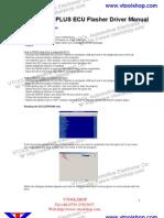 KWP2000 Plus ECU Flasher user manual