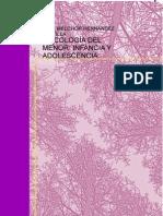Psicologia Del Menor Infancia y Adolescencia