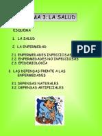 Tema3. La Salud
