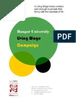 Living Wage Bangor