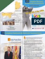 Programa Congreso Nacional de Atención Sociosanitaria