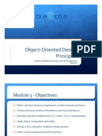Module 03 - Object-Oriented Design Principles