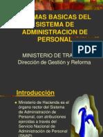 2794b7_04 - Normas Basicas Del Sistema de Administracion de Personal