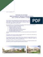 Icade - Signature Convention Le Parc Des Closbilles 210912