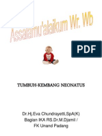 TUMBUH-KEMBANG NEONATUS