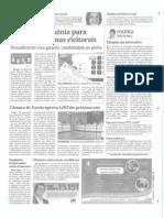 OAB/RS Mídia Impressa - 20/09/2012