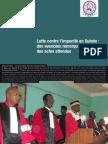 Rapport Guinée Conakry