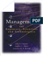 Management for Engineers
