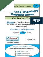 Surviving Chemistry Regents Exam