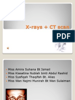 X-Rays Theory + CT Scan