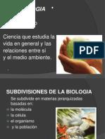 CLASE 1 ,organización de la vida-conceptos