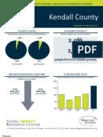2011 Kendall County Fact Sheet