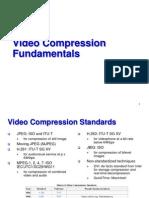Video Compression Fundamentals