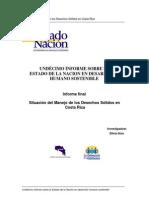 XI Informe Estado Nación
