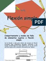 Presentac..flexión, corte y torsión de una estructura