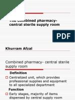Central Sterile Room
