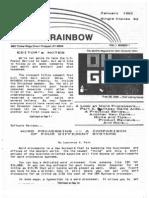 The Rainbow (January 1982)