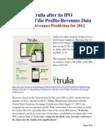 The Trulia IPO