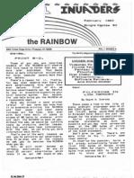 The Rainbow (February 1982)