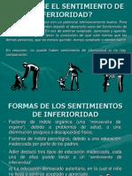 """DEIN-H01_CÃ""""MO SURGE EL SENTIMIENTO DE INFERIORIDAD"""