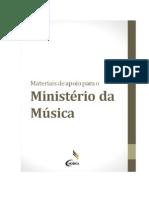 Materiais de Apoio para o Ministério da Música