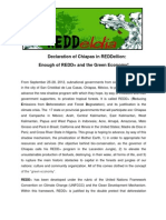 Chiapas in REDDelion DECLARATION.english Final