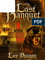 Last Banquet Chapter 1