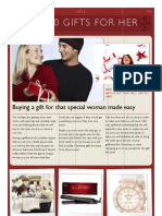 Top 10 Christmas Gifts for the Women on Your List