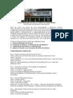 Plano Municipal Do Livro e Leitura de Porto Alegre