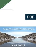 Hidarulica y Canales