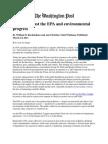 A Siege Against the EPA - Whitman