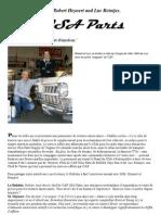 Interview Du Bulletin - C&P USA Parts