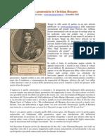 Tracce Gnomoniche in Christian Huygens