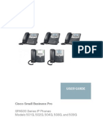 Cisco Spa 504G Guide