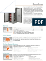 eSite Solar Data Sheet (5th July 2012)