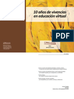 Net-Learning Libro Aniversario - 10 años de vivencias en educación virtual