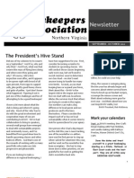 BANV Newsletter Sept-oct '12