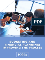 Budgeting and Financial Planning3427