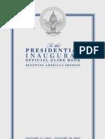 Obama Inaugural Guidebook