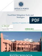 Cristina Miranda Silva - CBQF Food Mitigation 5-09-2012