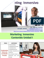 Marketing Inmersivo Unidad 01
