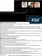 What is a Process Server