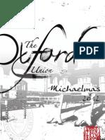 Michaelmas 2012 Oxford Union