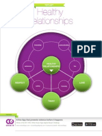 Circle of 6 Application to Prevent Dating Abuse