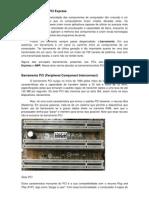 Barramentos PCI e PCI Express