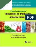 Manual Laboratorio Bioquimica Agroindustrial