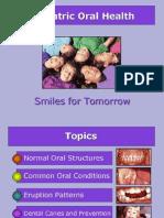 Pediatric Oral Condition
