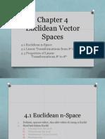 Bab 4.1 Ruang N-Euclid