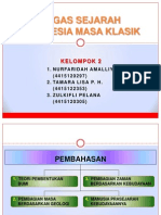 Tugas Sejarah Indonesia Masa Klasik - Kelompok 2