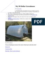 How to Build My 50 Dollar Greenhouse-1